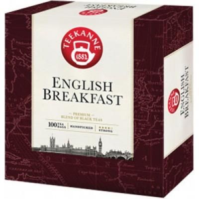 Teekanne English Breakfast 100ct Tea