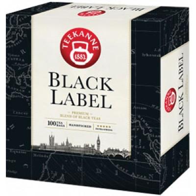 Teekanne Black Label 100ct Tea