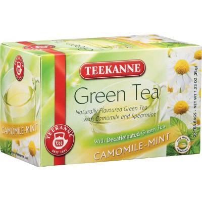Teekanne Green Tea Camomile Mint