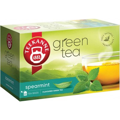 Teekanne Green Tea with Spearmint