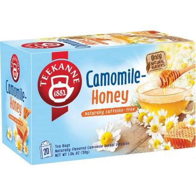Teekanne Classic Camomile Honey Tea