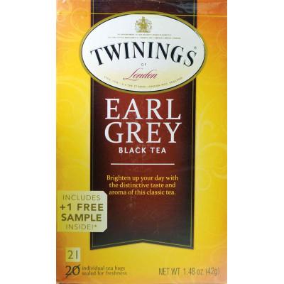 Twinings of London Earl Grey Classic Tea