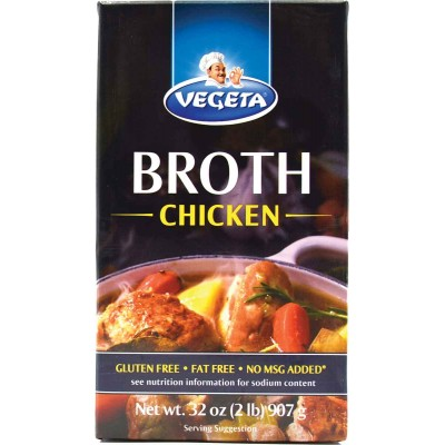 Vegeta Chicken Broth