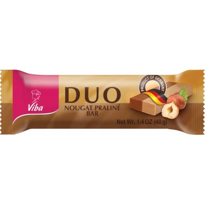 Viba Duo Nougat Praline Single Stick