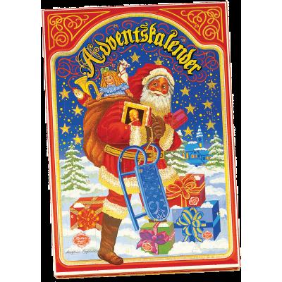 "Reber ""Santa Claus"" Advent Calendar 24 PC"